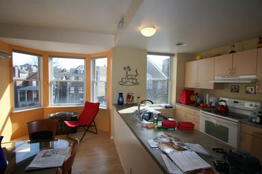 LARGE 2 BEDROOM CONDO DOWNTOWN PITTSBURGH