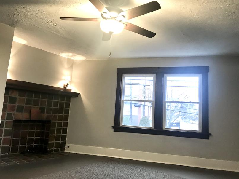 PITTSBURGH NORTH SHORE 3 BEDROOM APARTMENT FOR RENT