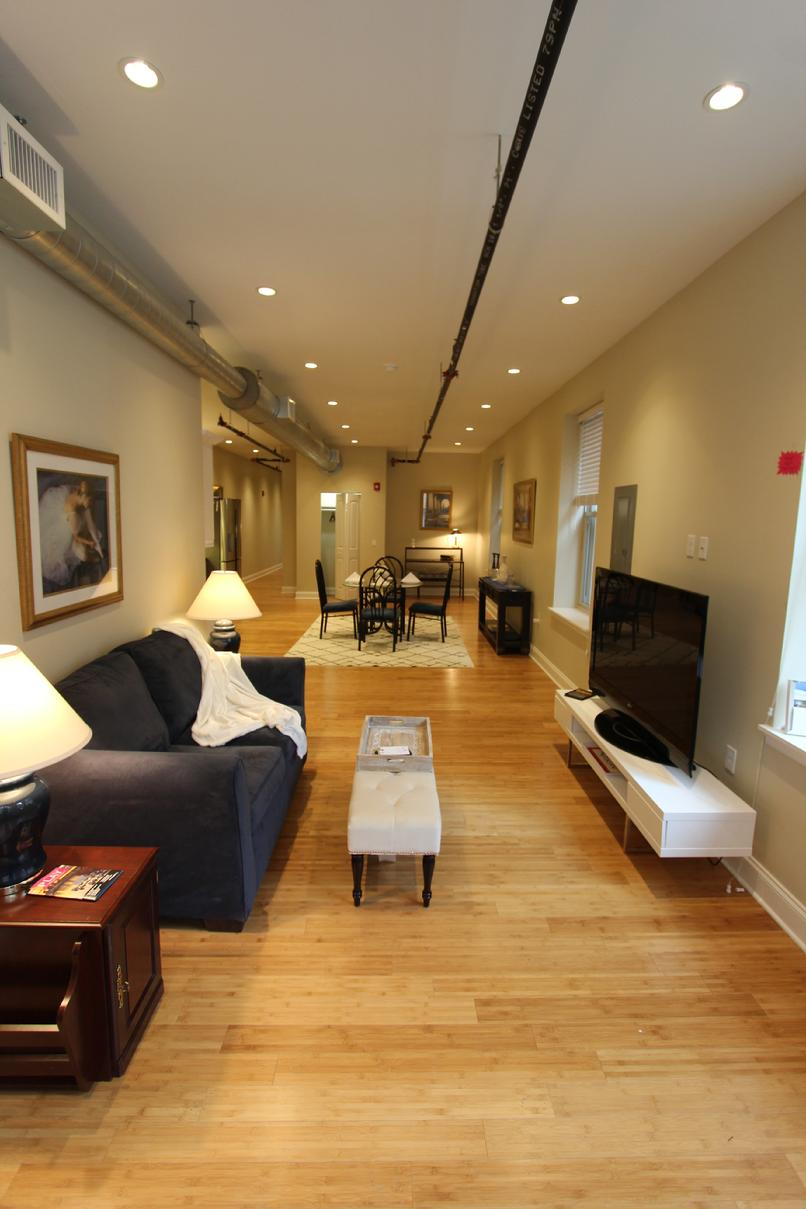 LUXURY LIVING IN DOWNTOWN PITTSBURGH